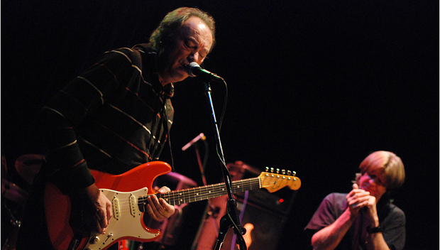 Bernard Blues Band v Alfě