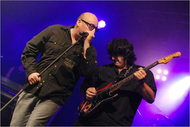 J.R. Blackmore & Friends v Karlových Varech