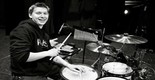 Bubeník Pavel Valdman zve na Drum Days