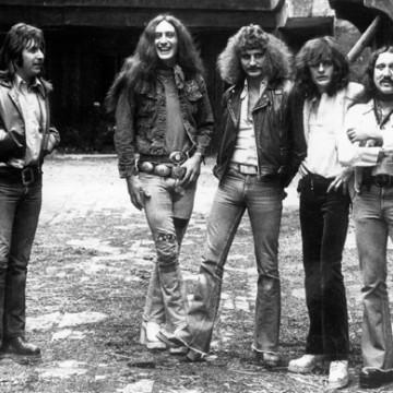Uriah Heep na Rolavě