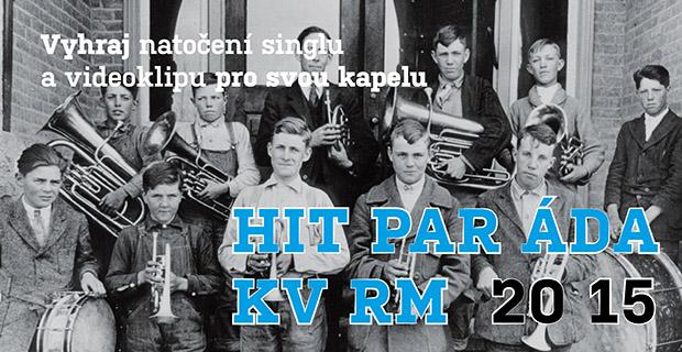 Hitparáda 2015 startuje 1.září na facebooku KVRM