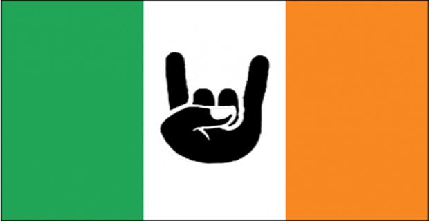 Irská Open Air