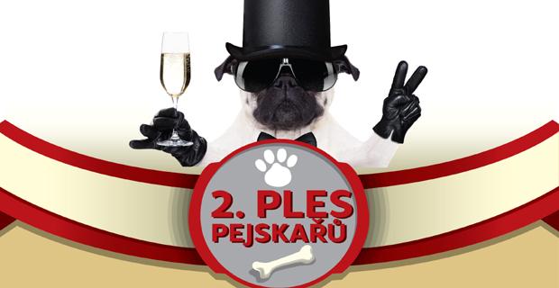 2. ročník Plesu pejskařů – plesu pro všechny milovníky psů