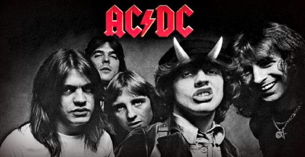 AC/DC na dvorku