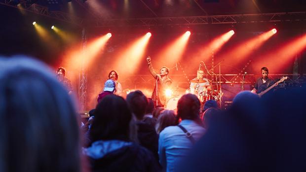 Kapela MIG 21 pokračuje vkoncertním turné Hurá!