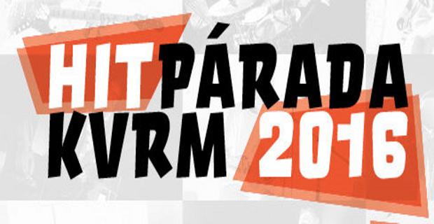 Od 1.září startuje soutěž Hitparáda KVRM 2016/Bands Contest2016