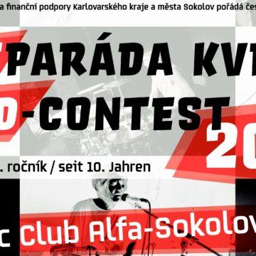 Finále Hitparáda KVRM/Band Contest 2016
