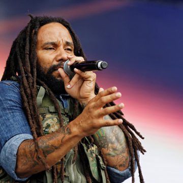 Ky-Mani Marley přijede na Rock For Churchill