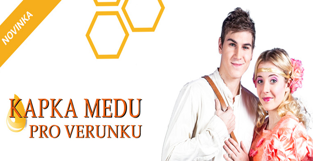 Kapka medu pro Verunku