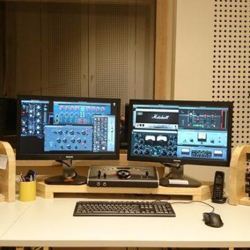Nahrávací studio v Teplé