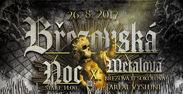 Březovská metalová noc 2017