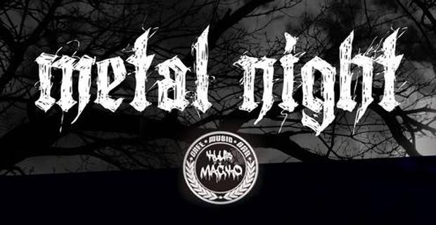 Metal Night v Máčku