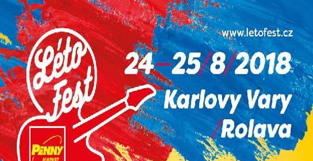 LétoFest Karlovy Vary již příští týden!