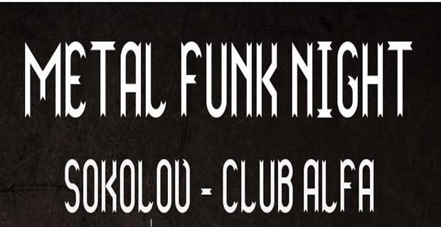 Metal Funk Night v Alfě