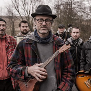 Mirek Kemel s kapelou & Vladimír Javorský