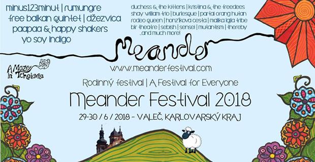 Meander Festival 2018