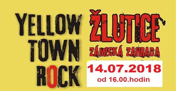 Yellow Town Rock 2018