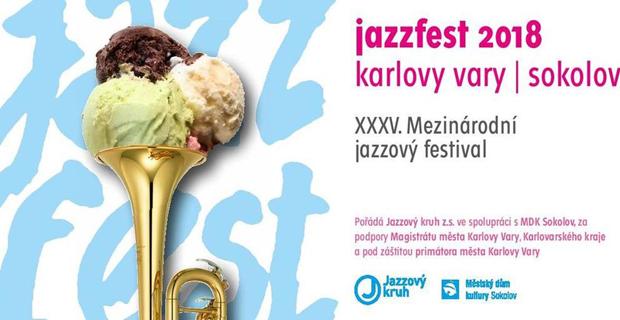 Jazzfest Karlovy Vary – Sokolov 2018