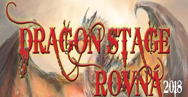 Dragon Stage Rovná 2018