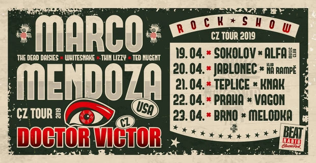 Marco Mendoza přijede do Sokolova!