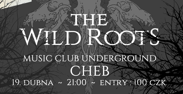 The Wild Roots v Undergroundu