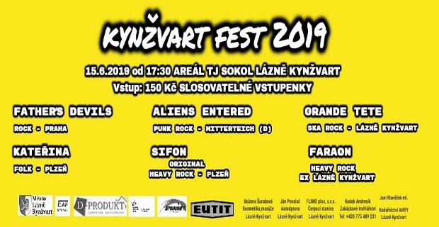 Kynžvart Fest 2019