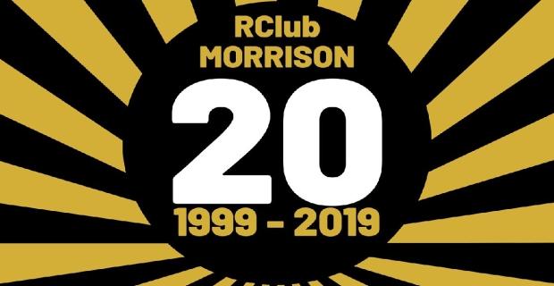 RC Morrison má dvacet!
