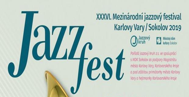 Jazz Fest Karlovy Vary – Sokolov 2019