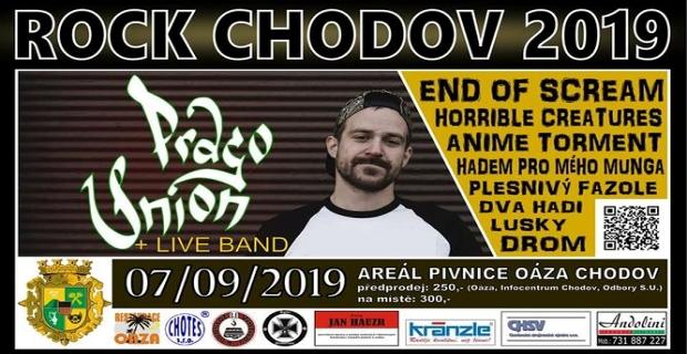 Rock Chodov 2019