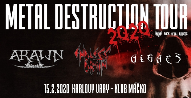 Metal Destruction Tour