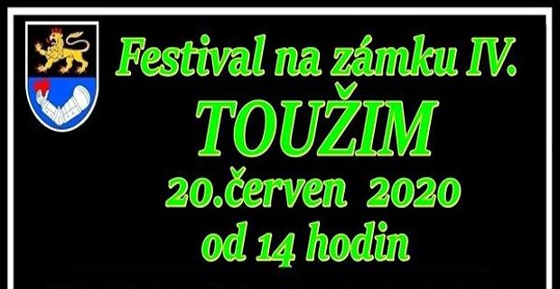 Festival na zámku Toužim IV.