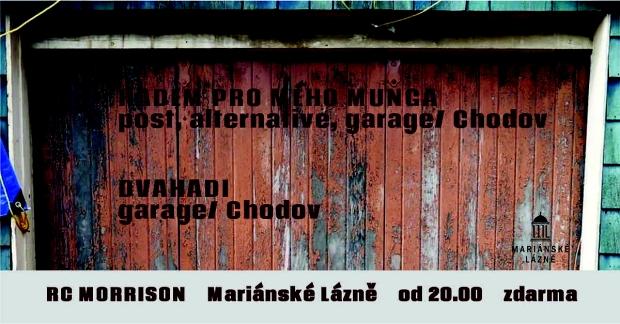 Morrison´s Garage otevírá svá vrata