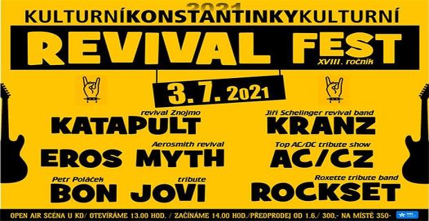 Revival Fest Konstantinky