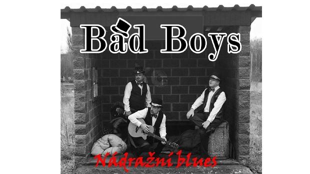Kapela Bád Boys pokřtí album Nádražní blues