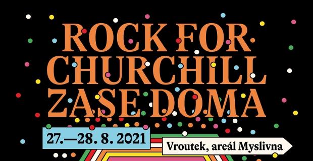 Už vpátek vypukne speciální edice festivalu Rock For Churchill