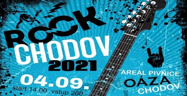 Rock Chodov 2021